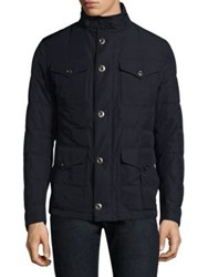 Sanyo Pablo Military Jacket Midnight