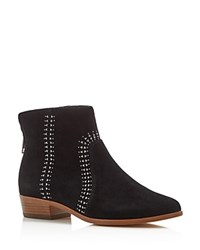 Joie Lucy Studded Booties Black