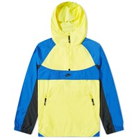 Nike Re Issue Woven Popover Jacket Yellow