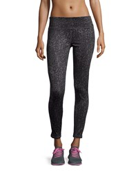 Neiman Marcus Cheetah Print Performance Leggings