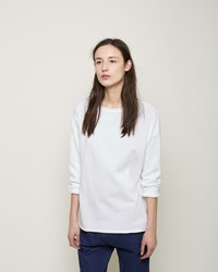 La Garconne Moderne Cotton Rollneck White