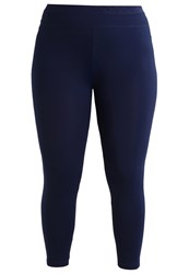 Esprit Sports Tights Navy Dark Blue