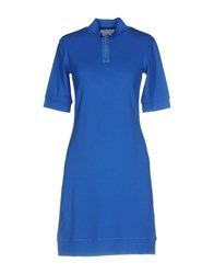 Libertine Libertine Short Dresses Blue