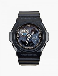 Casio Navy Blue Retro Remix Ga 300A 2Aer Watch