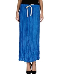 Guardaroba By Aniye By Long Skirts Bright Blue