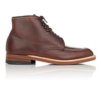 Alden Men's Lace Up Boot Dark Brown
