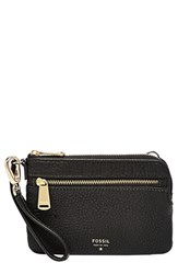 Fossil 'Small' Zip Wristlet