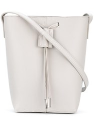 Pb 0110 Bucket Crossbody Bag Grey