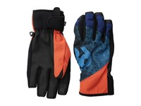 686 Icon Pipe Glove Blue Extreme Cold Weather Gloves