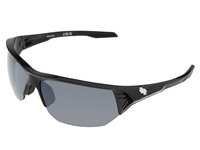 Spy Optic Alpha Black Grey Black Mirror Lens Sport Sunglasses