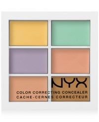 Nyx Color Correcting Palette No Color