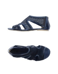 Fabrizio Chini Sandals Black