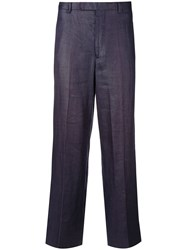 Jean Paul Gaultier Vintage Loose Trousers Purple