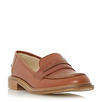 Dune Gerry Formal Loafers Tan