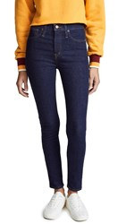 Madewell High Rise Skinny Jeans Lucielle