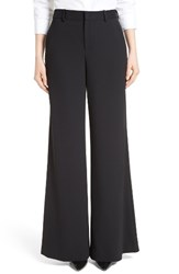 Alice Olivia Women's Paulette Flared Leg Pants