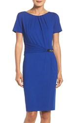 Ellen Tracy Women's Stretch Sheath Dress