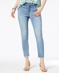 Styleandco. Style Co Frayed Skinny Jeans Created For Macy's Ballard