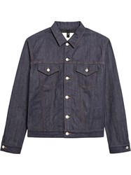 Mackintosh Dark Indigo Denim Jacket D Mj001v Blue