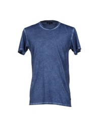 Surface To Air T Shirts Blue