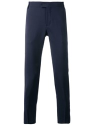 Les Hommes Classic Chinos Blue
