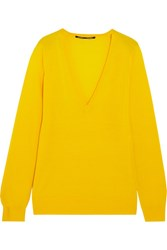 Proenza Schouler Merino Wool Sweater Yellow