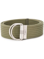 Givenchy Classic Belt Green
