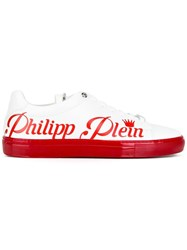 Philipp Plein Summer Sneakers White