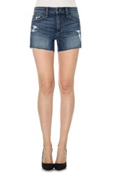 Joe's Jeans Women's Ozzie Cutoff Denim Shorts