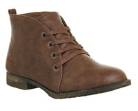 Blowfish Thorpe Boots Coffee