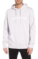 Wesc Mike Mirror Graphic Hoodie Light Lilac