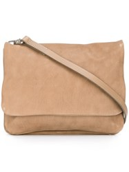 Ally Capellino Small 'Plum' Crossbody Bag Nude And Neutrals