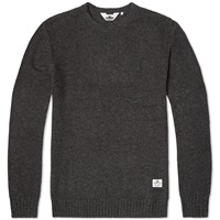 Penfield Shriman Crew Neck Knit Grey