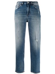Haikure Cropped Straight Leg Jeans 60