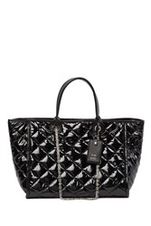 Steve Madden Large Nylon Tote Black