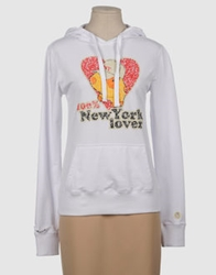 Friends Of Mais Hooded Sweatshirts White