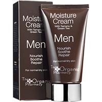 The Organic Pharmacy Men's Men Moisture Cream 75Ml No Color