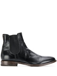 Moma Chelsea Boots Black