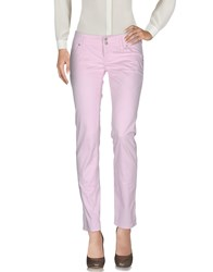 Take Two Casual Pants Light Pink