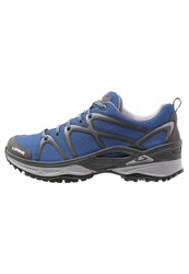 Lowa Innox Gtx Hiking Shoes Blau Grau Blue