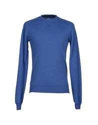 Madson Discount Sweaters Blue