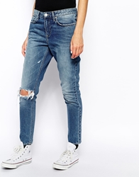 Won Hundred Jesse Jeans With Ripped Knee Denim