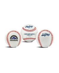 Rawlings Sports Accessories Rawlings Colorado Rockies Original Team Logo Baseball