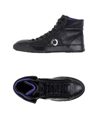 Cnc Costume National C'n'c' Costume National High Tops And Trainers Black
