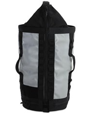 The North Face Explore Haulaback S Backpack Silver