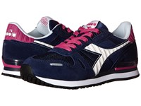 Diadora Titan Ii W Blue Cosmos White Women's Shoes Black