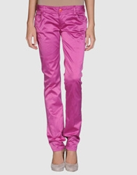 Magazzini Del Sale Casual Pants Azure
