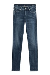 Citizens Of Humanity Slim Straight Leg Jeans Blue