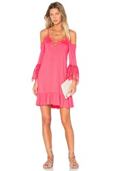 Vava By Joy Han Julia Dress Pink