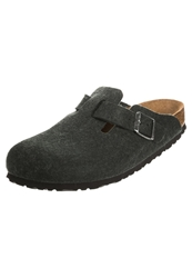 Birkenstock Boston Slippers Oliv